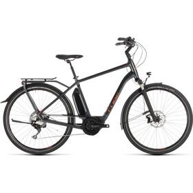 Cube Town Sport Hybrid EXC 500 E-citybike grå